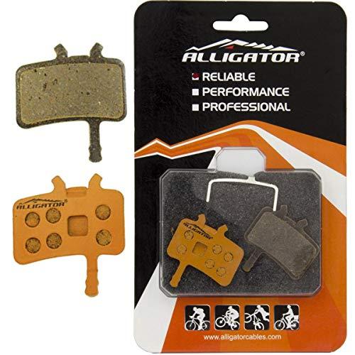 Pastillas de freno ALLIGATOR AVID Juicy Carbon / 3 / 5 /...