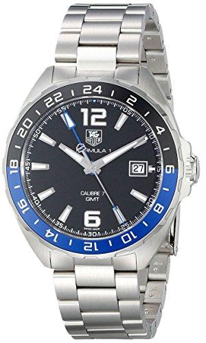 [タグホイヤー] TAG HEUER 腕時計 フォーミュラ1 GMT WAZ211A.BA0875 メンズ 新品 [並行輸入品]