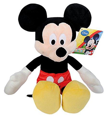 Simba 6315879084 Disney Club House Basic - Peluche di Topolino, 43 cm