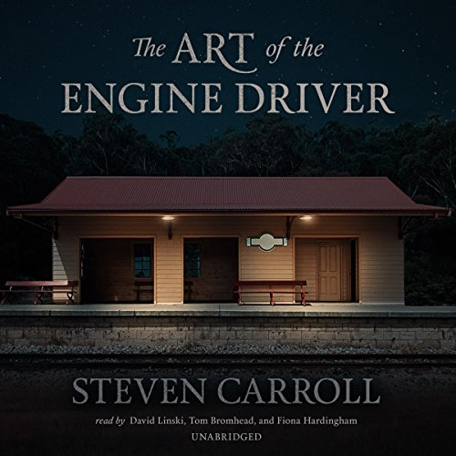 The Art of the Engine Driver cover art