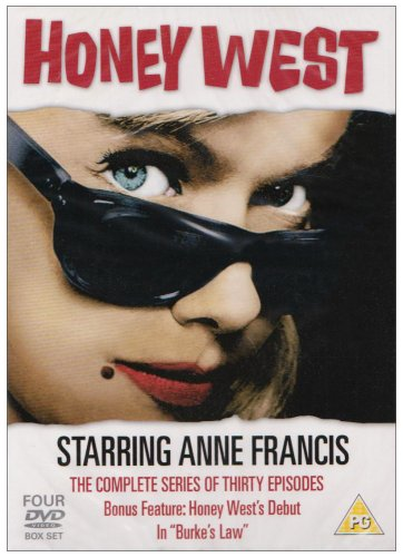 HONEY WEST- THE COMPLETE SERIES [4 DVDs] [UK Import]