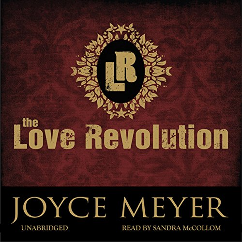 The Love Revolution audiobook cover art