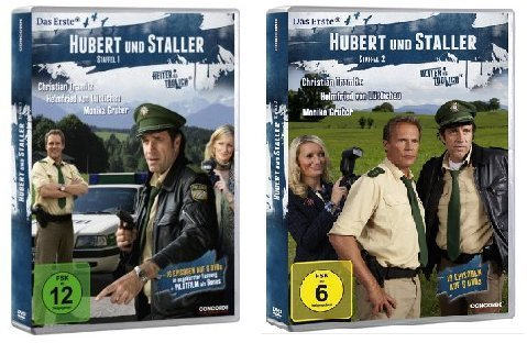 Staffel 1+2 (12 DVDs)