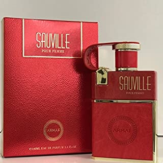 Armaf Sauville Pour Femme - Perfume para mujer (100 ml)