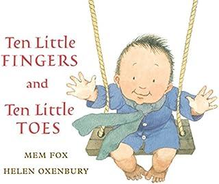 Ten Little Fingers and Ten Little Toes (Lap Board Book)