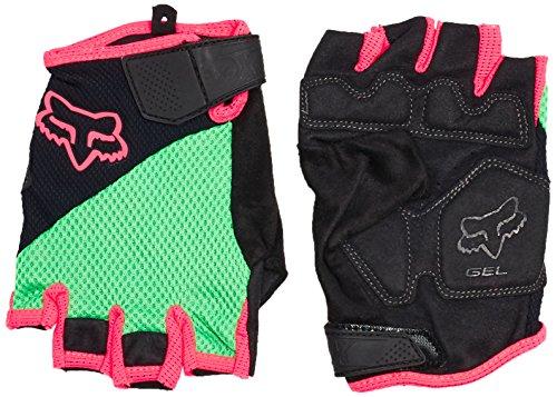 Fox Herren Handschuhe Reflex Gel Short, Fluo Green, XL