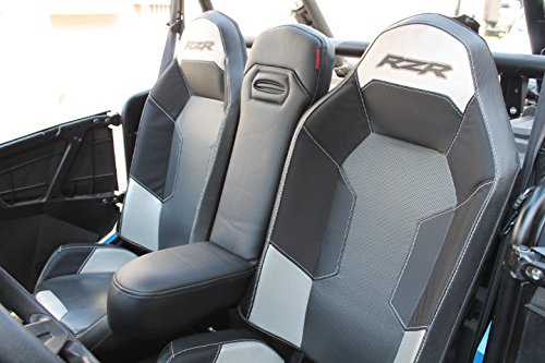 Polaris RZR Center Middle Bump Seat w/ Harness fits 2015-2019 900/1000/Turbo