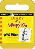 Dog Days (Diary of a Wimpy Kid) by Jeff Kinney (2015-10-14) - Recorded Books on Brilliance Audio - 14/10/2015