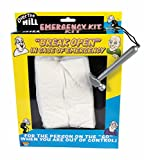 Forum Novelties Hill Emergency Underwear Kit Gag Gift, Multi-Colored