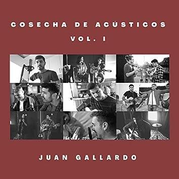Cosecha de Acústicos, Vol. I
