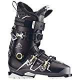 Salomon QST Pro 100 Ski Boots Men's Black/Anthracite/Acid Green 28.5
