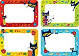 Edupress EP63939 Pete the Cat Name Tags/Labels