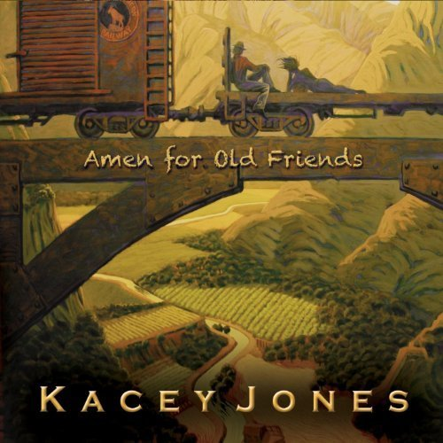 Amen for Old Friends by Kacey Jones (2014-02-01)