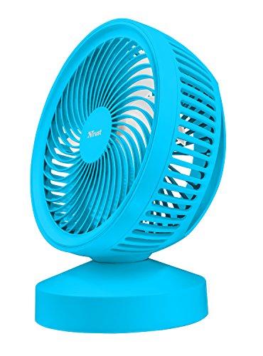 Trust Ventu - Ventilador de refrigeración, color azul