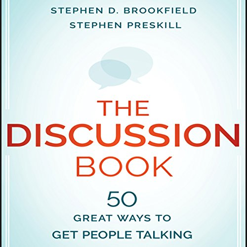 The Discussion Book audiobook cover art