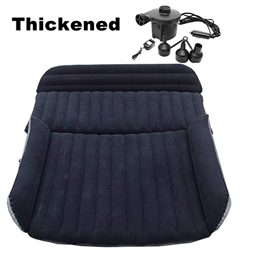 Berocia SUV Air Mattress, Thickened Car Bed Inflatable Home Air Mattress Portable Camping Outdoor...