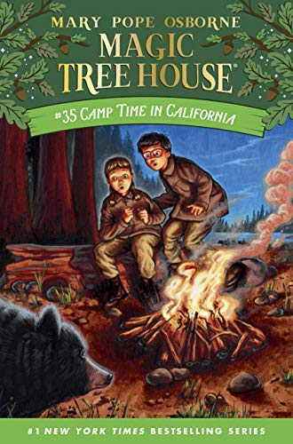 Compare Textbook Prices for Camp Time in California Magic Tree House R  ISBN 9780593177464 by Osborne, Mary Pope,Ford, AG
