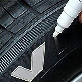 XFC-Chel, Accesorios for automóviles de coches de colores de pintura a prueba de agua rotuladores neumático del coche de reparación de la banda de rodadura neumáticos de pintura Marcadores permanentes