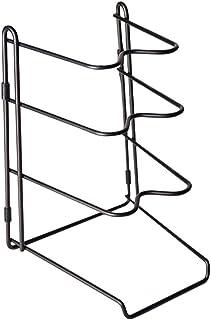 HTL Ustensiles de Cuisine En Rack de Cuisine Pan Rack de Coupe Support de Carte de Stockage Pot Lid Organisateur Stands Co...