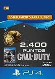 Call of Duty : Modern Warfare 2400 Points | Código de descarga PS4 - Cuenta española
