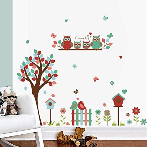 Anita Wall Sticker Room Cartoon Baby Child Chambre À Coucher-d'œil Décoration de Mur Auto-Stick