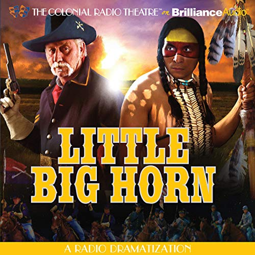 Little Big Horn Audiobook By Jerry Robbins cover art