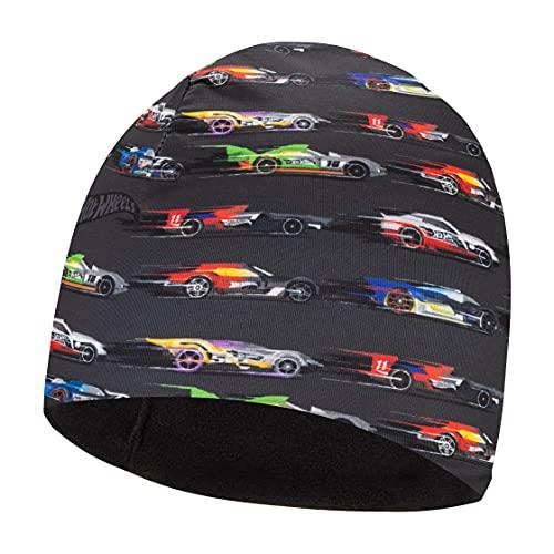 GO CRAZY Gorro infantil de primavera compatible con Hot Wheels – Gorro para niños – Gorro para correr – Ropa de ciclismo – Gorro de ciclismo – Ropa para niños