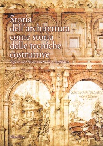 Storia dell'architettura come storia delle tecniche costruttive