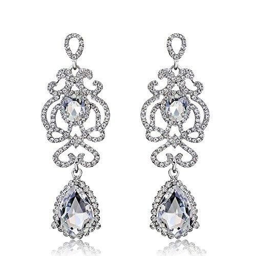 De calidad superior de plata de las mujeres collar accesorios moda Zircon piedra púrpura triángulo colgante collar mujeres joyería decoración joyería joyería decoración