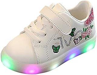 e9791bd5 Zapatillas de Deporte con Luces para Niños Niñas Primavera Verano 2019  Harpily Calzado Running Exterior Niñas