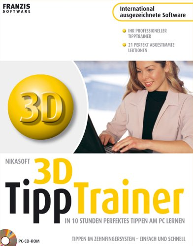 3D-TippTrainer. CD-ROM für Windows ab 98SE.
