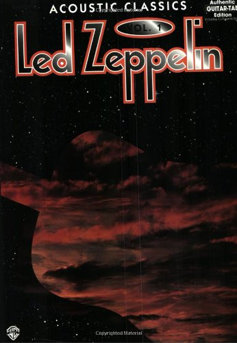 Price comparison product image Led Zeppelin Acoustic Class: 1