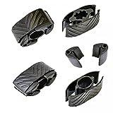 Twowinds - 4X Toit ouvrant Coulissant System kit de Reparation 7701209744 Megane II MK2 (2002-2009)