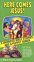 Here Comes Jesus! Bible Stories for Children [DVD]