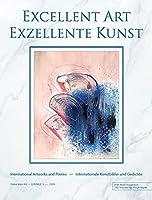 Excellent Art 2020 - Exzellente Kunst 2020: International Artworks and Poems - Internationale Kunstbilder und Gedichte