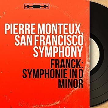 Franck: Symphonie in D Minor (Mono Version)