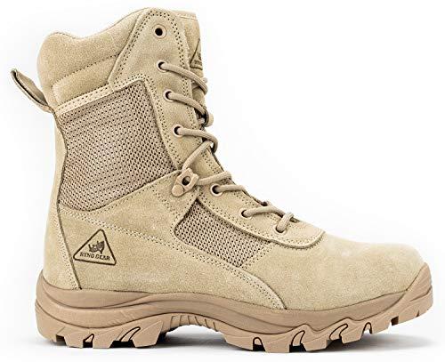 RYNO GEAR Tactical Combat Boots