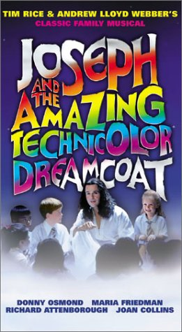 Joseph and the Amazing Technicolor Dreamcoat [VHS]