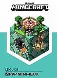Minecraft, le guide PVP mini-jeux - Livre officiel Mojang - De 8 à 12 ans
