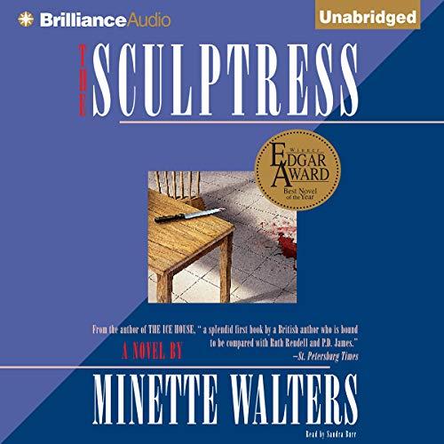 The Sculptress audiobook cover art