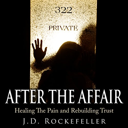 After the Affair audiobook cover art