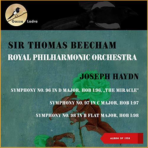 "Joseph Haydn: Symphony No. 96 In D Major, Hob I: 96, ""The..."