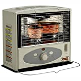 Best Kerosene Heaters - Dyna-Glo RMC-55R7 Indoor Kerosene Radiant Heater, 10000 BTU Review