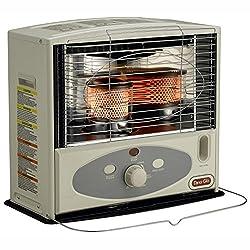 cheap Dyna-Glo RMC-55R7 Kerosene Indoor Heater, 10,000 BTU, Ivory