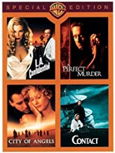 Warner Box Office Hits Collection Contact/City of Angels/L.A. Confidential/A Perfect Murder