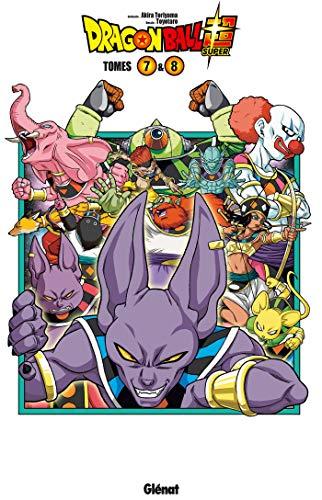 Dragon Ball Super - Coffret tome 07-08