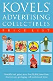 Kovels' Advertising Collectibles Price List