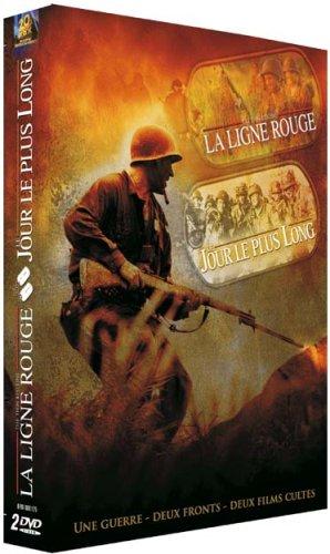 Le Jour le plus long / La ligne rouge - Coffret 2 DVD