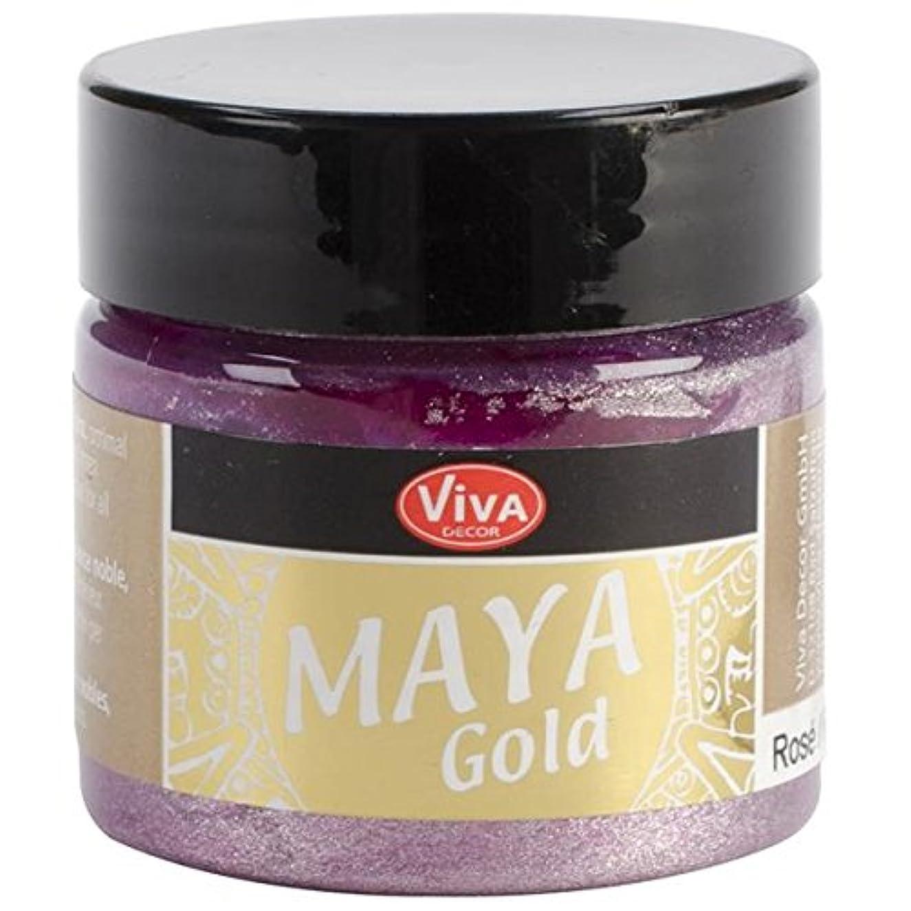 Viva Decor 123240234 Maya Gold Paint, Rose
