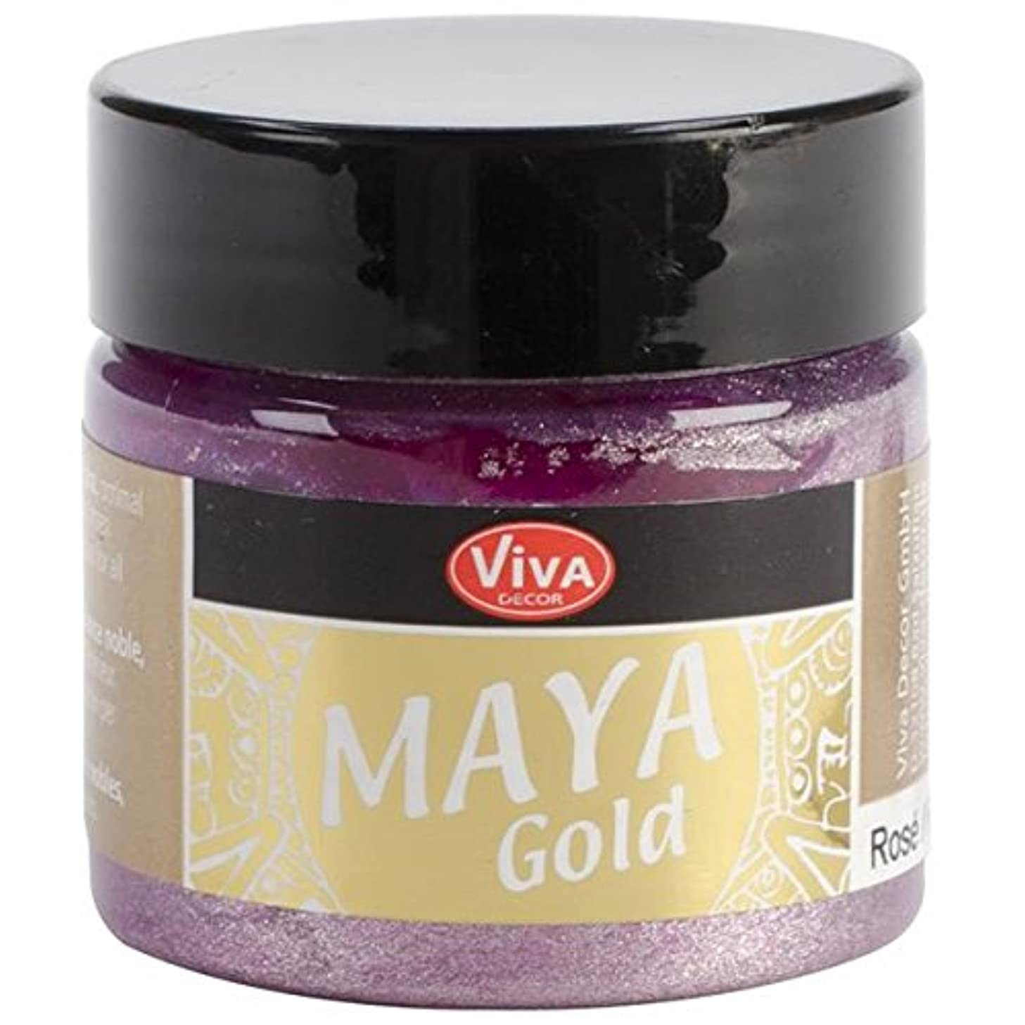 Viva Decor 123240234 Maya Gold Paint, Rose